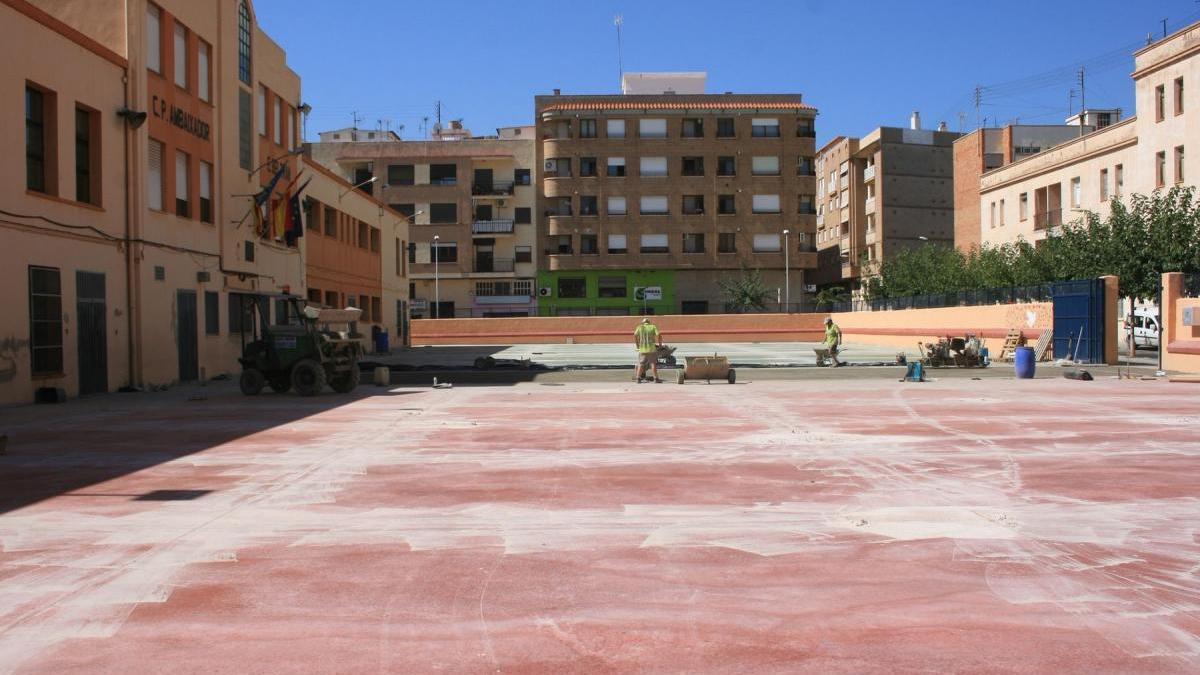 Almassora licita el Santa Quitèria y el Embajador Beltrán por 9,6 millones