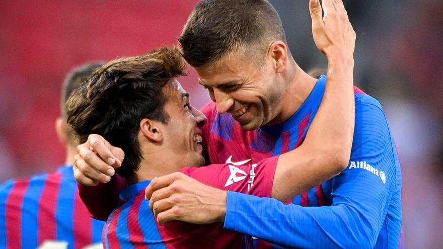 El Barça no té cap problema per derrotar un Stuttgart molt minvat