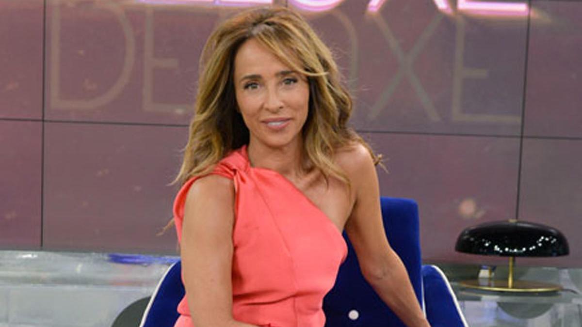 La periodista y presentadora María Patiño.