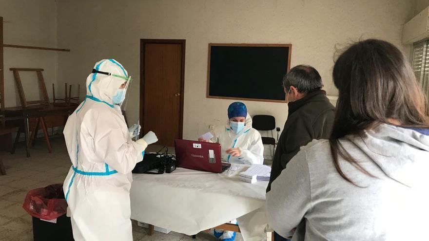 Cribados de coronavirus en Zamora | Sin positivos en Calabor