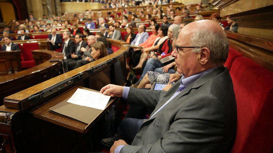 """CSQP apel·la a la """"valentia del diàleg"""" i entén la proposta de suspensió"""