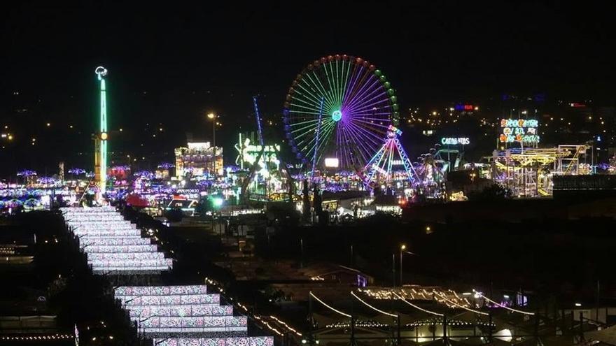 El Ayuntamiento de Málaga permitirá las atracciones de feria este verano en el Cortijo de Torres y El Palo