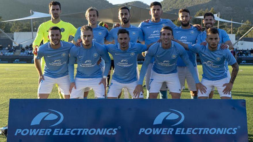 UD Ibiza - Cornellà y Marbella - Peña, en la primera ronda del 'play-off' a Segunda
