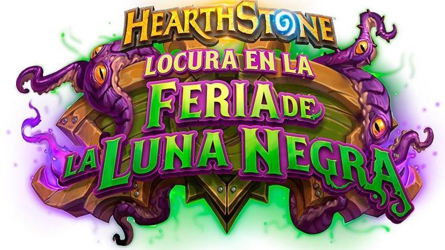 Ya hay fecha para 'Locura en la Feria de la Luna Negra', la nueva expansión de Hearthstone