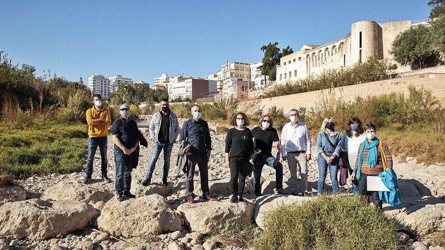 La diputación alimenta  el debate sobre el Serpis y pide otra gestión del agua