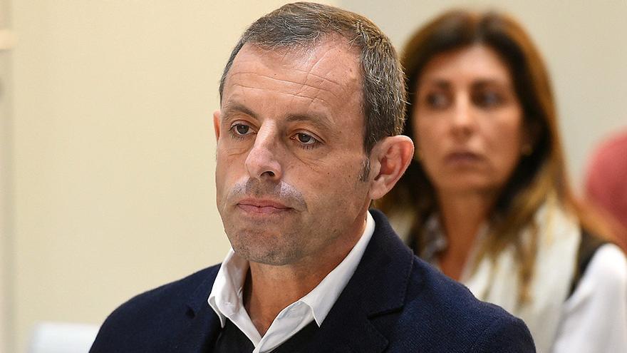 El fiscal reclama dos años y nueve meses de prisión a Sandro Rosell por fraude fiscal