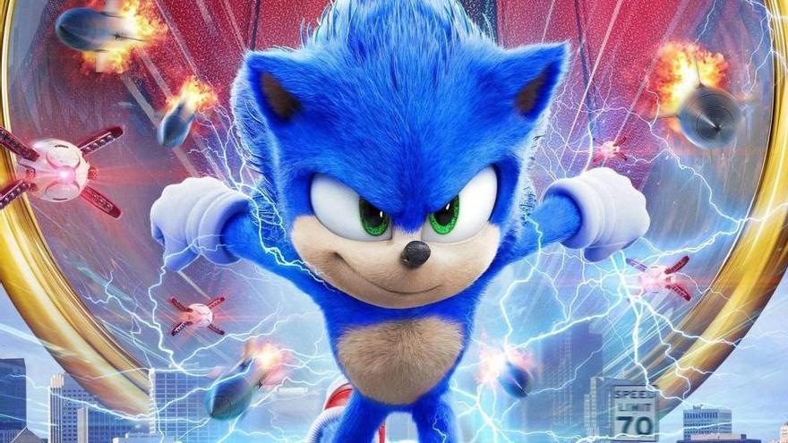 Paramount prepara una secuela de 'Sonic the Hedgehog'