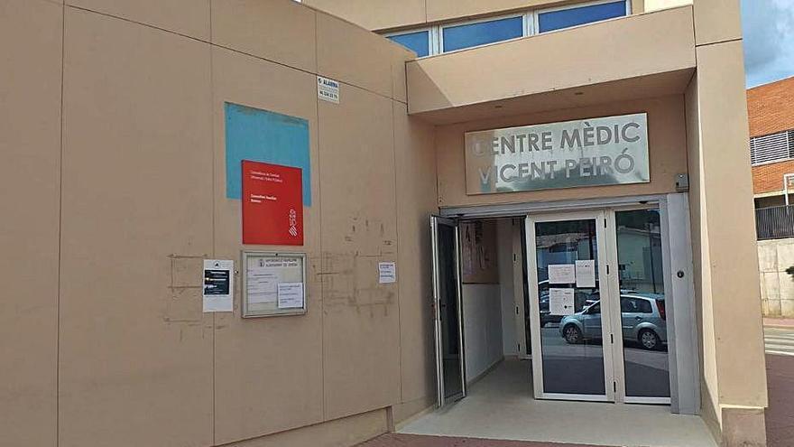 Xeresa pide a Sanitat que reponga el servicio de pediatría del centro médico