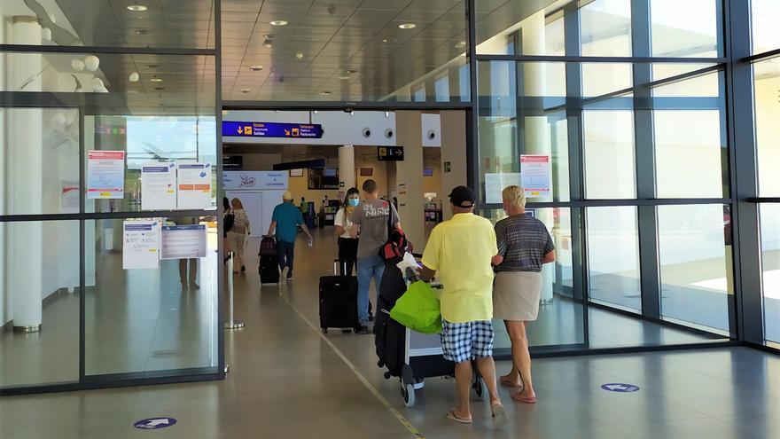 El aeropuerto de Castellón ofrecerá un servicio de realización de pruebas de covid
