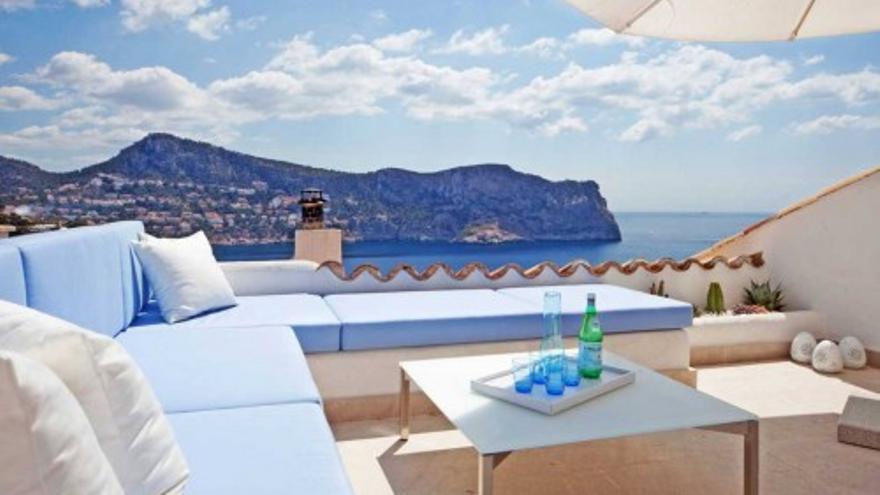 Un apartamento de lujo en Mallorca