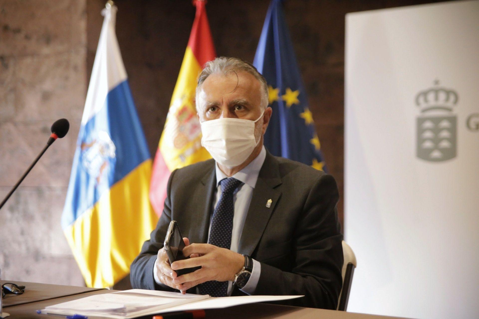 Plan reactiva de Canarias