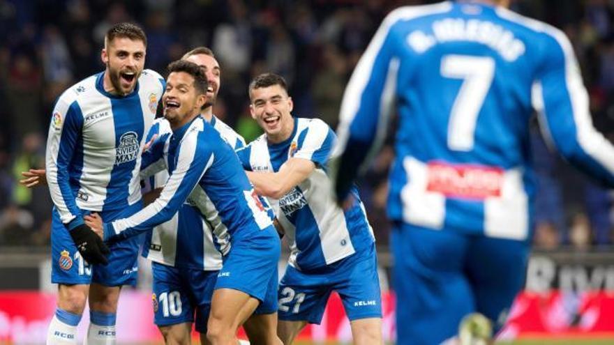 El Espanyol se reencuentra con la victoria tras dos meses