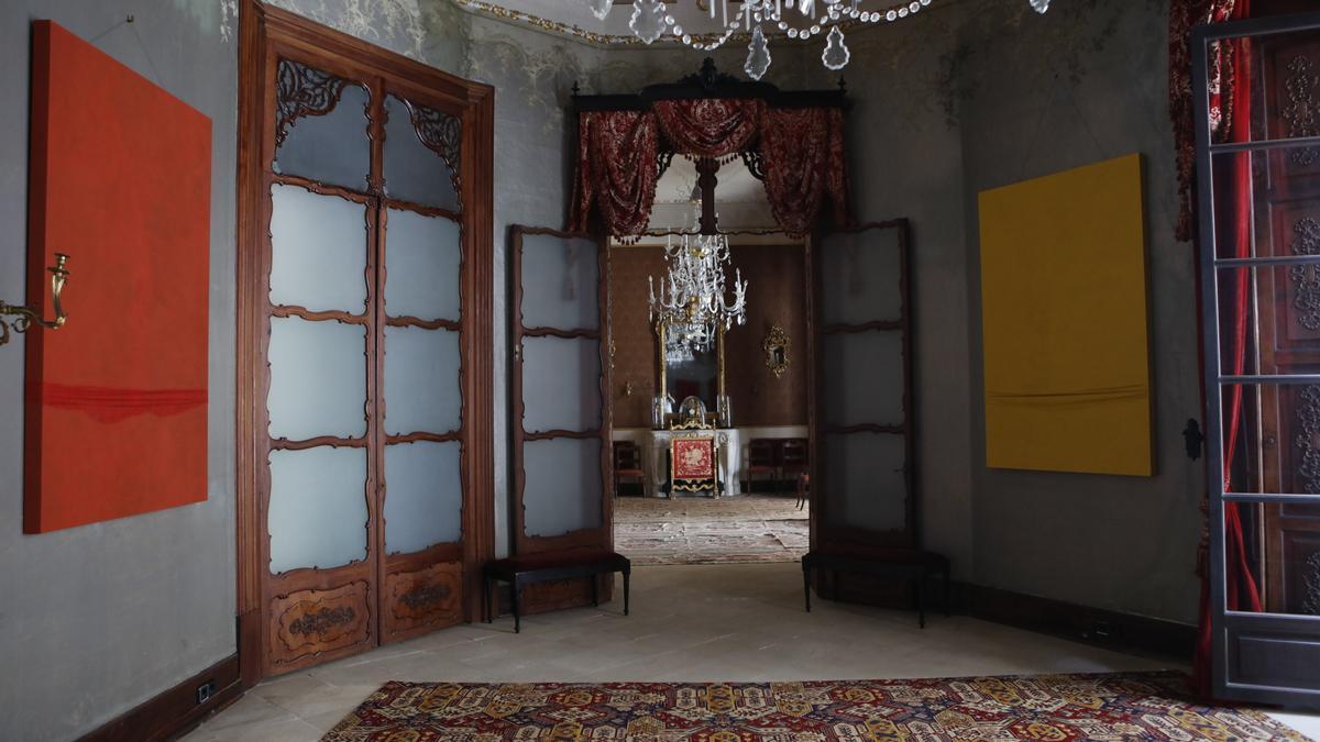 Unaufdringlich und bereichernd: Sidival Filas Beitrag für die Casa Museo Can Marquès.