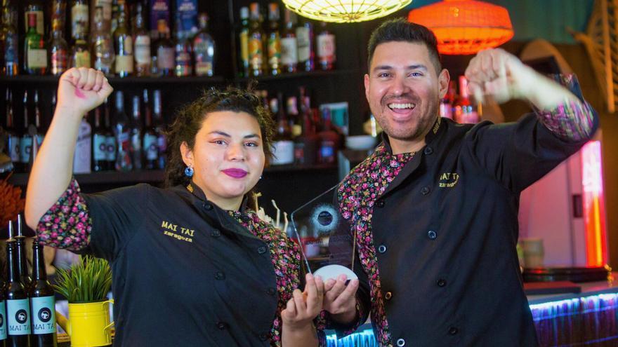El restaurante zaragozano Mai Tai Exótico, mejor cóctel bar y restaurante del mundo según la revista 'Lux Life'