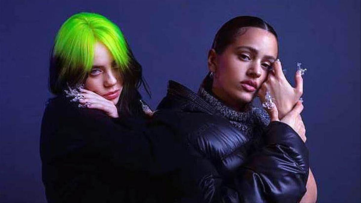 Rosalía y Billie Eilish en 'Lo vas a olvidar': el dúo más esperado