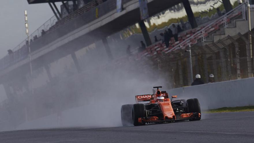 Montmeló amplía su contrato con la Fórmula 1 hasta 2020