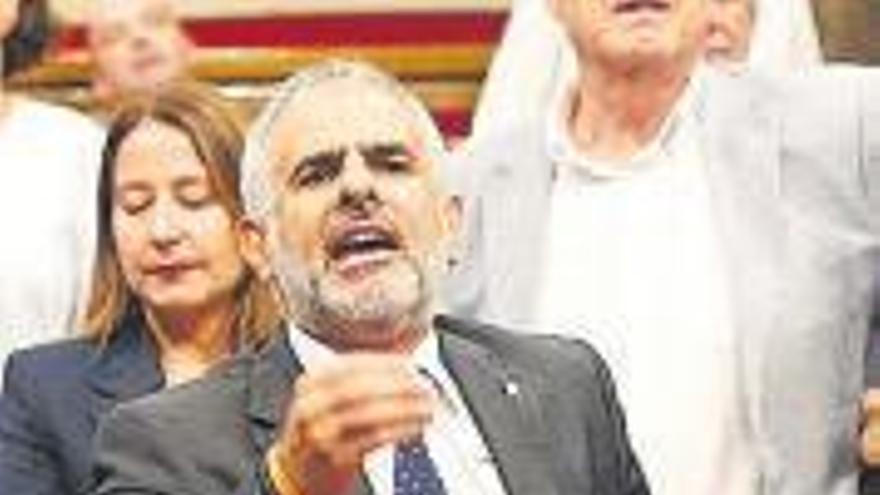 """Ciudadanos denuncia la """"tibieza"""" del ministro Salvador Illa con el 11-S en Cataluña"""