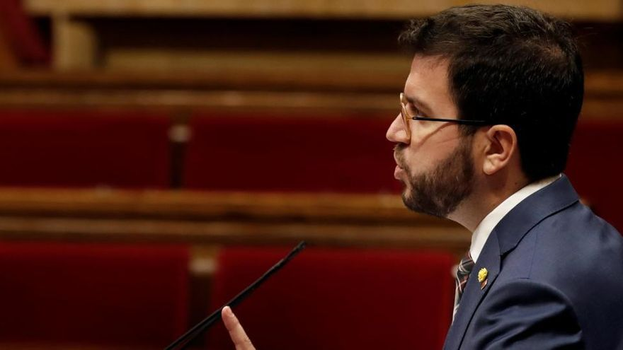 La operación Volhov tensiona el Parlament de Cataluña