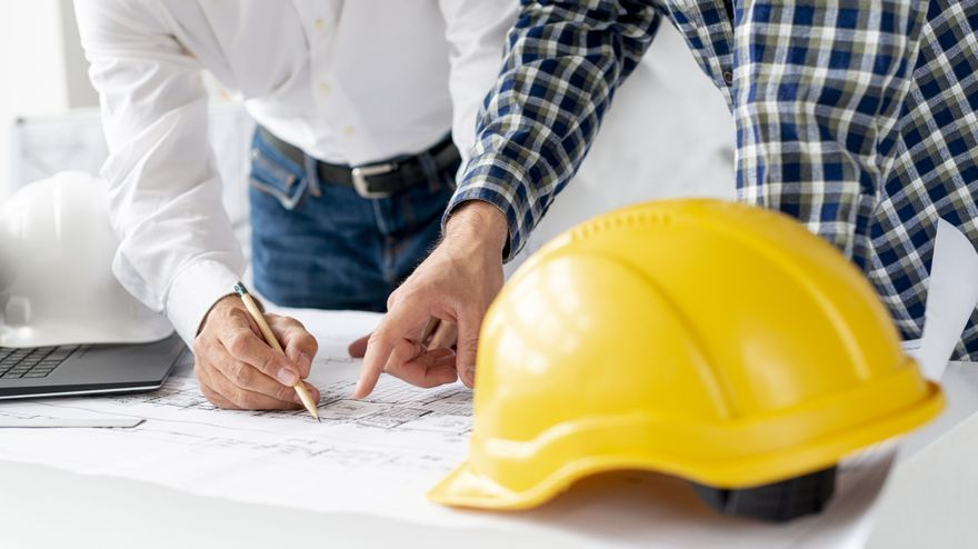 La Edificación Industrial, con certificado de calidad del Ingeniero Civil