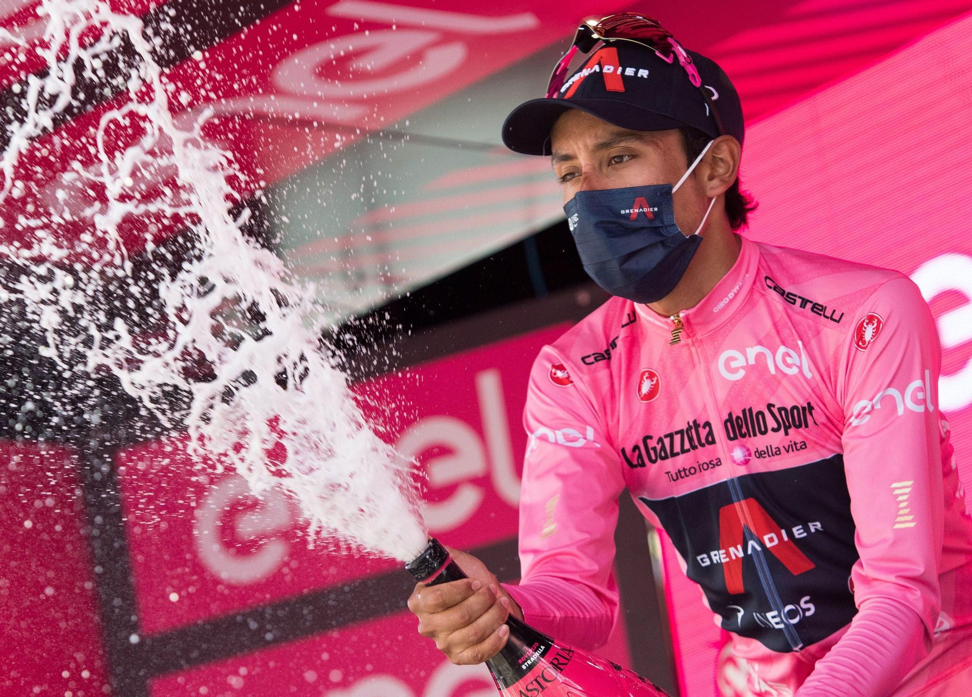 Giro de Italia: Rovereto - Stradella