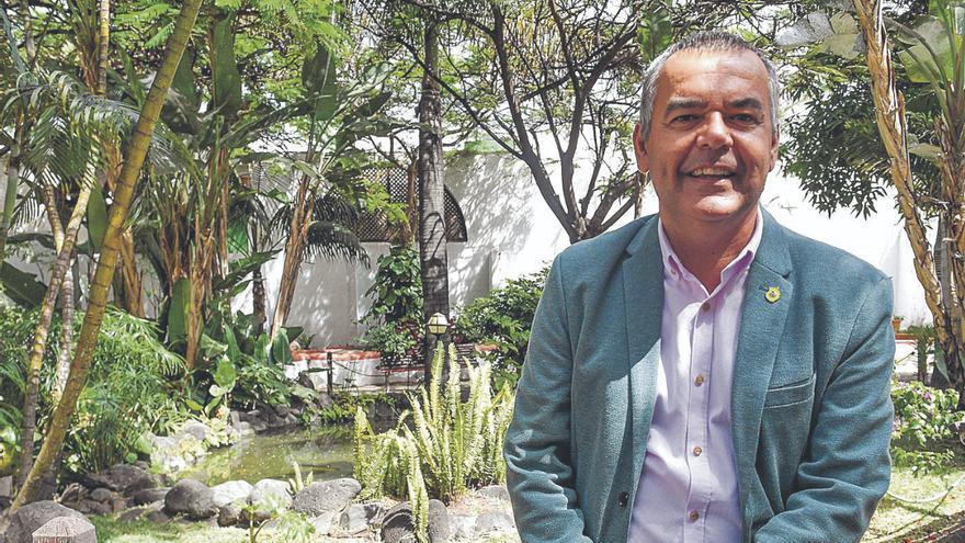 Álvaro Monzón: «El Camino de Santiago de Gran Canaria ya es un proyecto de Estado»