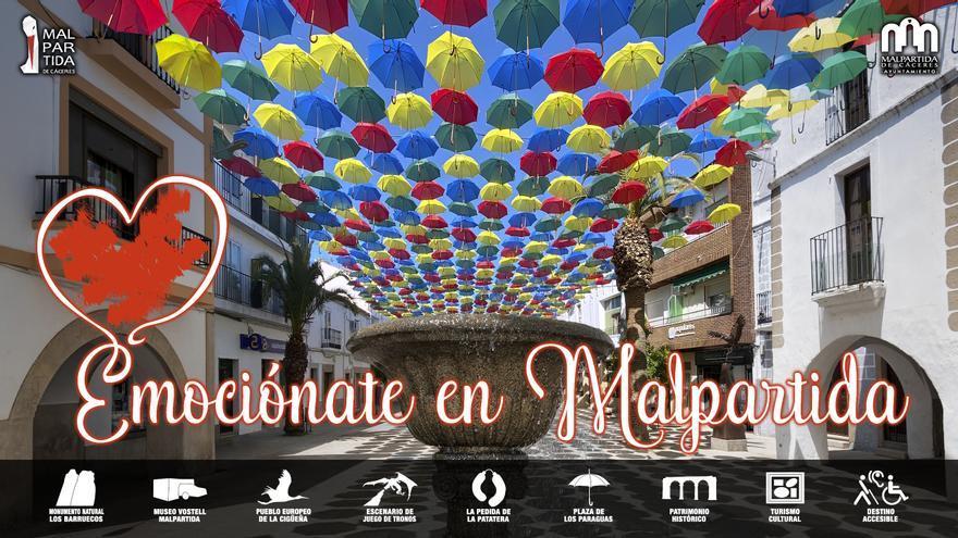 Malpartida de Cáceres apuesta por turismo seguro, de calidad y accesible con la campaña 'Emociónate en Malpartida'