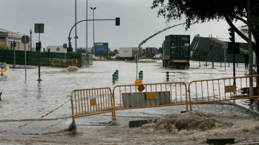 Canarias evita la sanción de Europa tras aprobar todos sus planes de riesgo de inundación