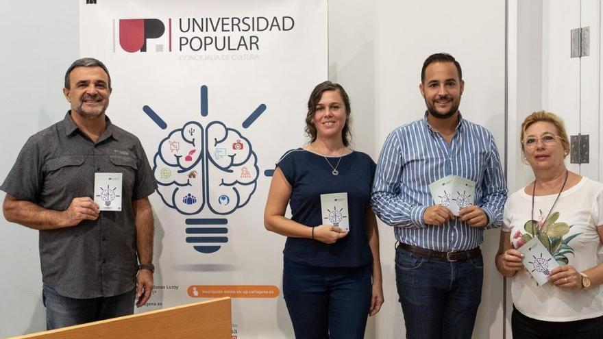 La Universidad Popular oferta más de mil plazas para el nuevo curso académico