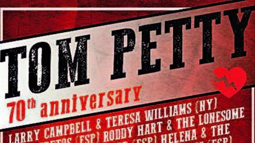 Asturias promueve un homenaje internacional al músico Tom Petty
