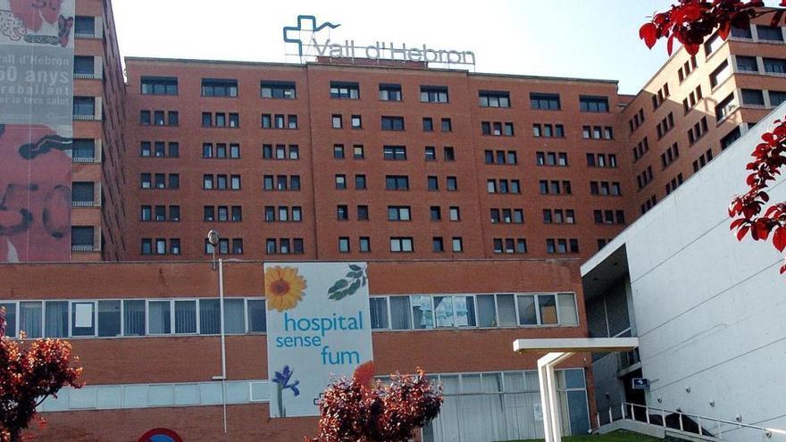 Un fuerte brote afecta al hospital Vall d'Hebron