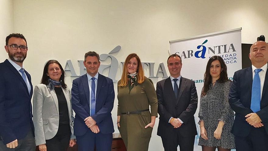 Garántia respalda a empresas de Málaga para impulsar la economía