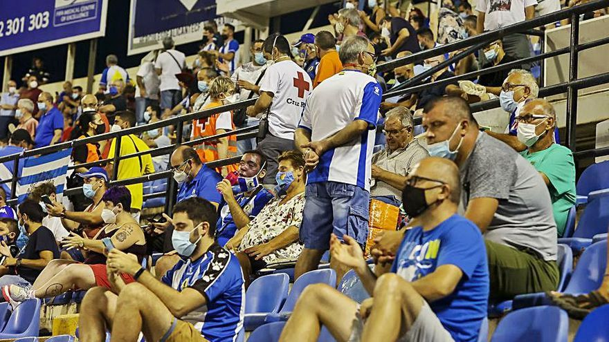 El Rico Pérez podrá recibir a 5.000 espectadores con el nuevo reglamento anticovid