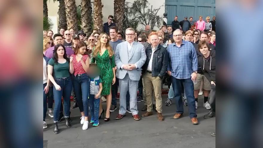 'Modern Family': La despedida que emociona a sus fans