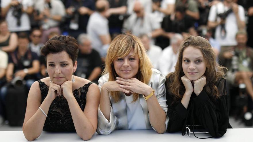 'Las hijas de Abril', premio del jurado de Una Cierta Mirada de Cannes