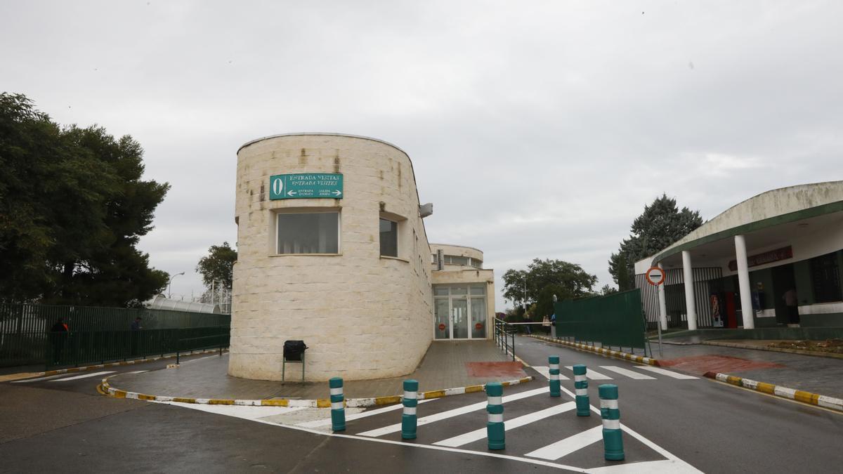 Puerta de acceso principal al centro penitenciario dePicassent