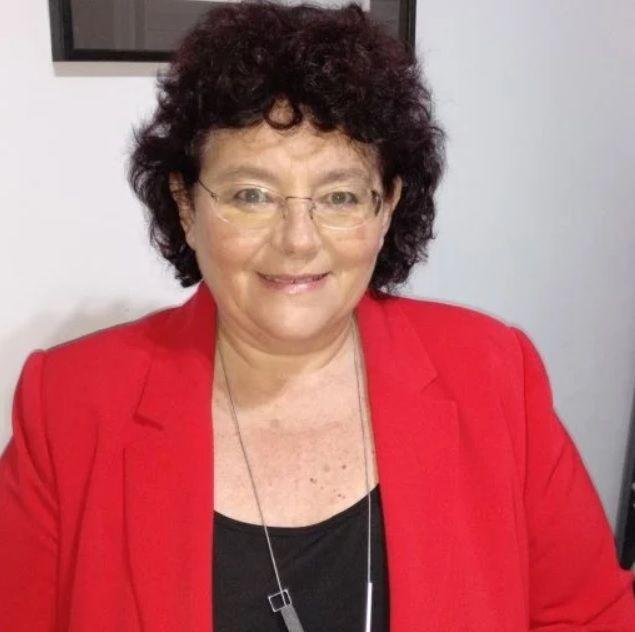 África González, catedrática e inmunóloga en la UVigo.