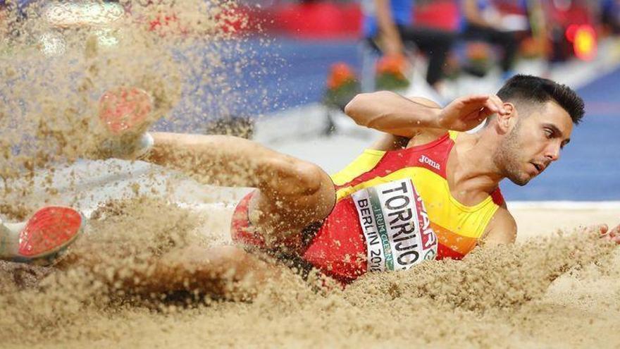 Pablo Torrijos busca el salto que le lleve a los Juegos Olímpicos