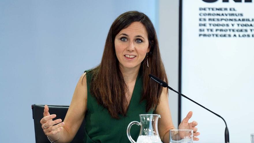 Los retos de Belarra como futura secretaria general de Podemos