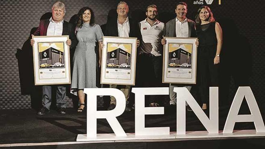 Renault Dibauto Plus celebra sus 50 años con la marca francesa