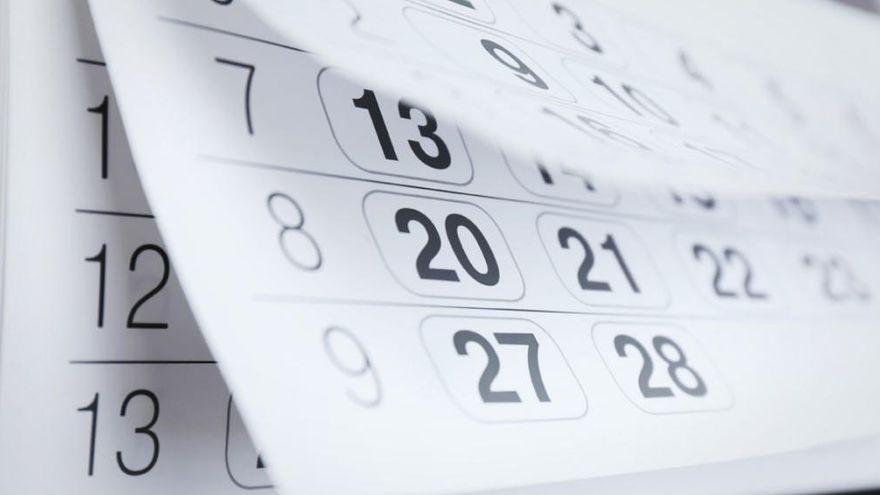 Calendario laboral: estos son los festivos en Asturias para 2021