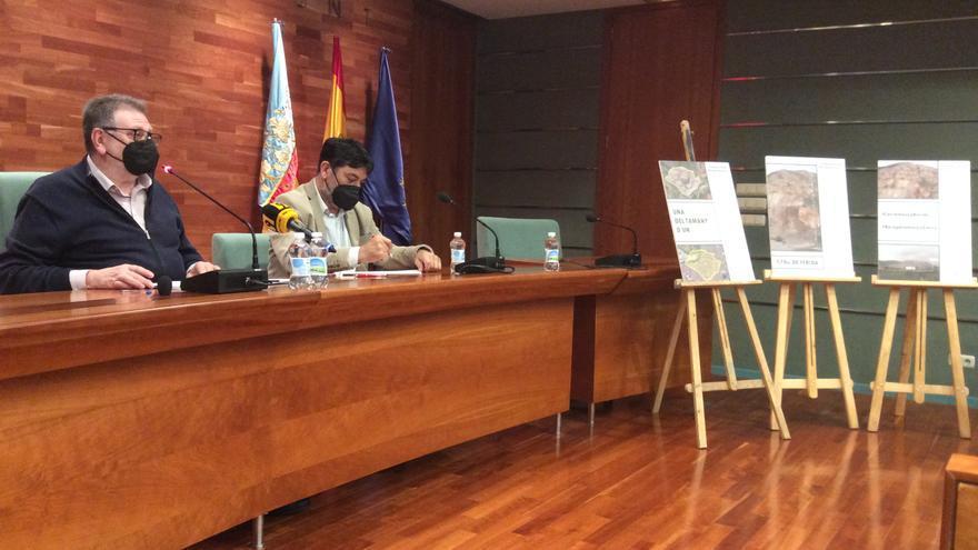 Torrent retoma el proyecto de restauración de la Serra Perenxisa y rellenará la cantera