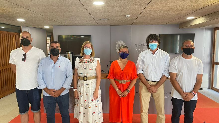 Nueva línea de ayudas municipales de 475.000 euros para el ocio nocturno de Alicante