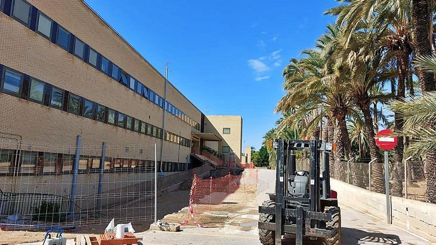 La ampliación del hospital avanza con 260 agujeros a 20 metros de profundidad