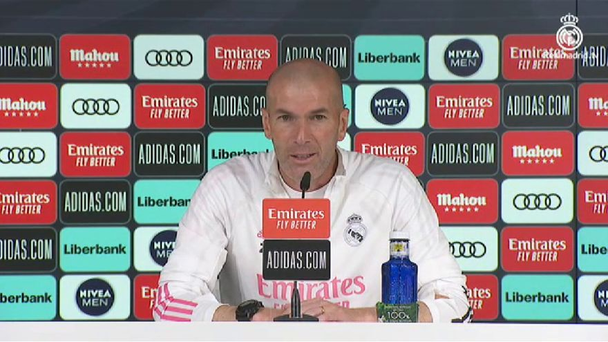Zidane ficha por el PSG