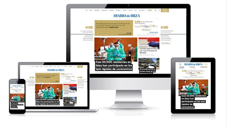 Accede a todo el contenido de la web de DIARIO DE IBIZA por menos de 1 euro al mes