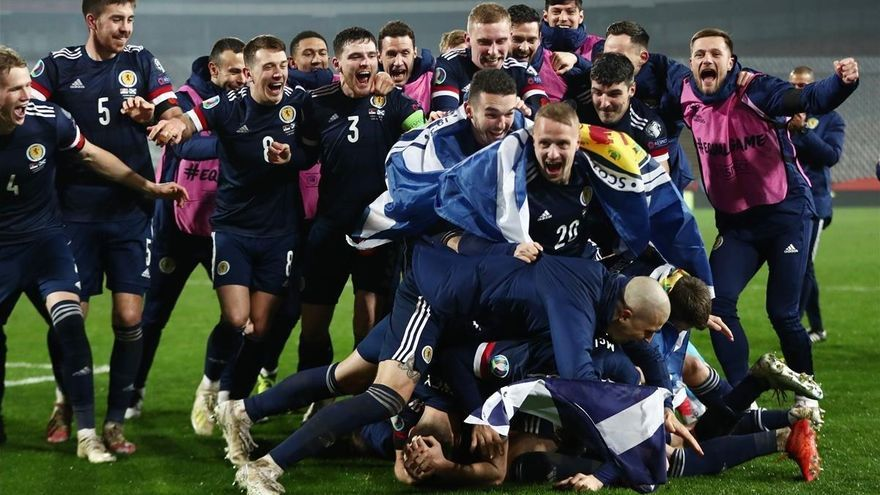 25 años después, Escocia volverá a una Eurocopa
