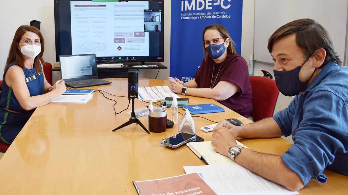 El programa 'Volvemos a Córdoba' lo desarrolla la asociación Unreported con el Imdeec.