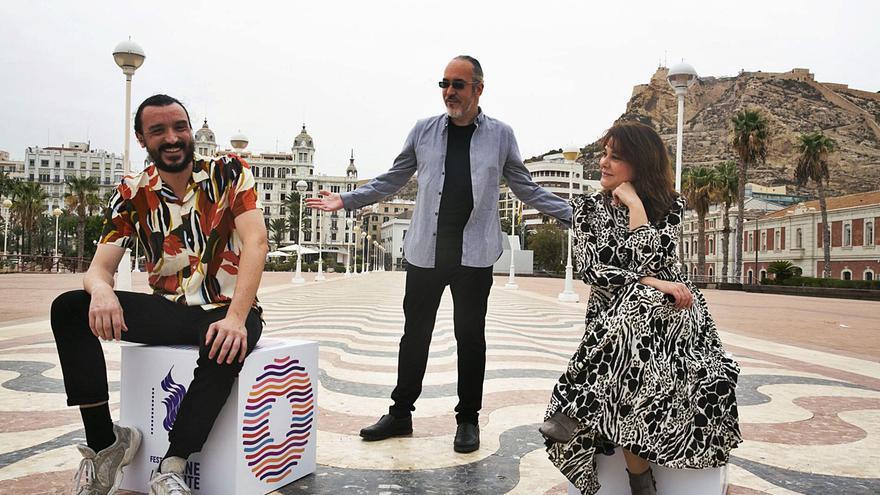 Óscar Martín: «Gracias a festivales como este la película sigue viva»