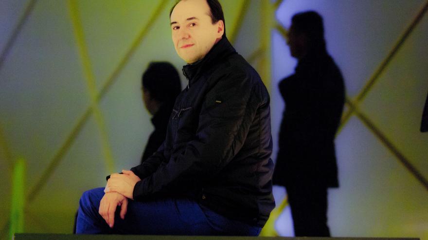 """Andrés Noarbe: """"Dedicarse al 'underground' requiere la pasión de una militancia"""""""