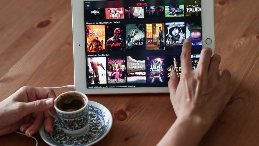 'Saltar intro': el botón del fin de las cabeceras de las series